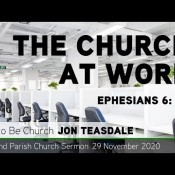 Image for: The Church at work