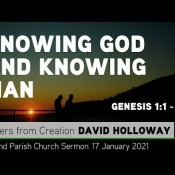Image for: Knowing God and knowing Man